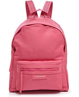 Longchamp Le Pliage Neo Small Backpack in Pink