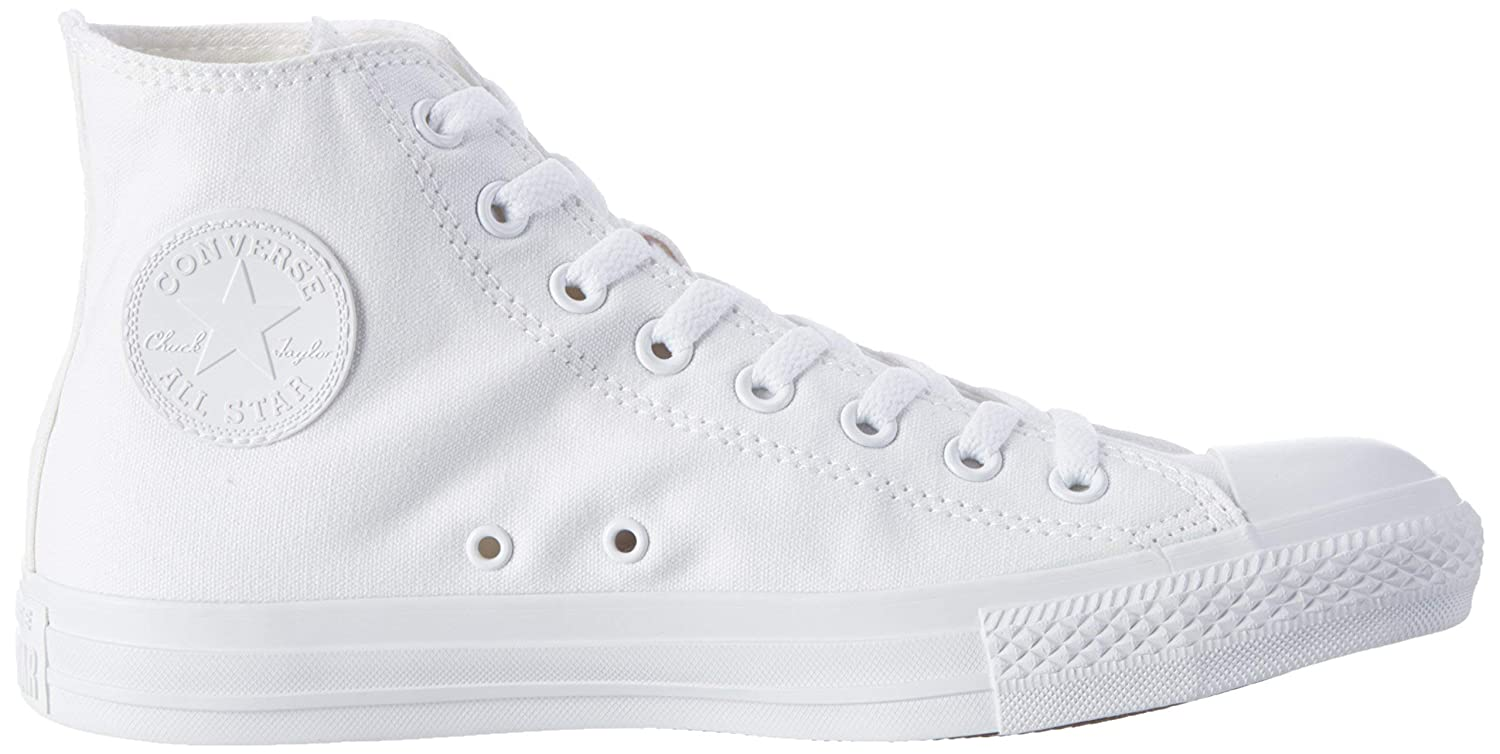 Converse Chuck Taylor All Star Mono Hi, Sneakers Basses Unisexe Adulte 1U646
