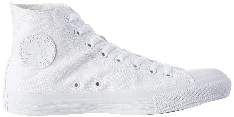 Converse Chuck Taylor All Star Mono Hi, Sneakers Basses Mixte Adulte