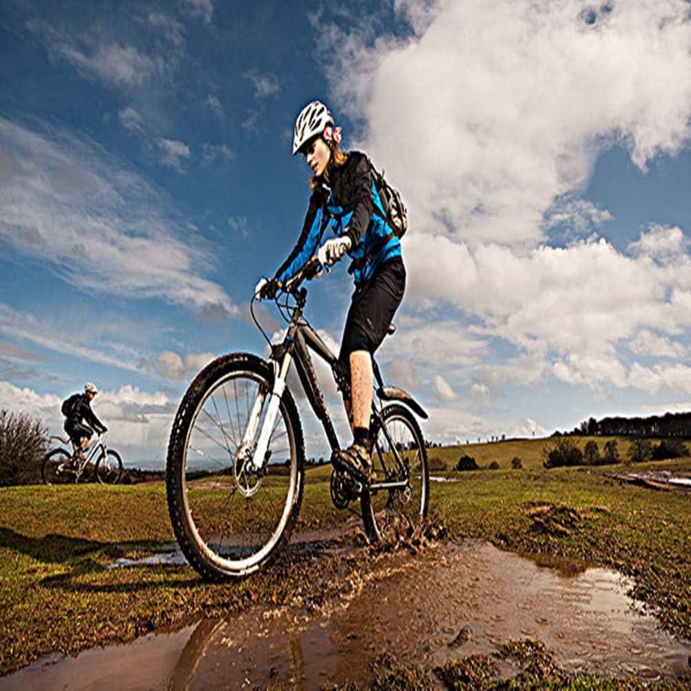 Fahrradlenkergriffe Fahrrad Lenker Griff Soft Gel Eins/ätze Sto/ßfestigkeit Ergonomie Komfort Design f/ür Fahrrad MTB XC FR Cyling zum Radfahren Mountainbike Rennrad MTB BMX Faltfah Farbe : Braun