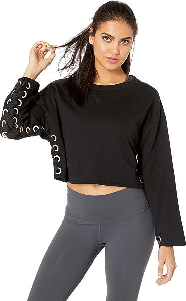 Amazon.com: ALO - Sudadera de suspensión para mujer: Clothing
