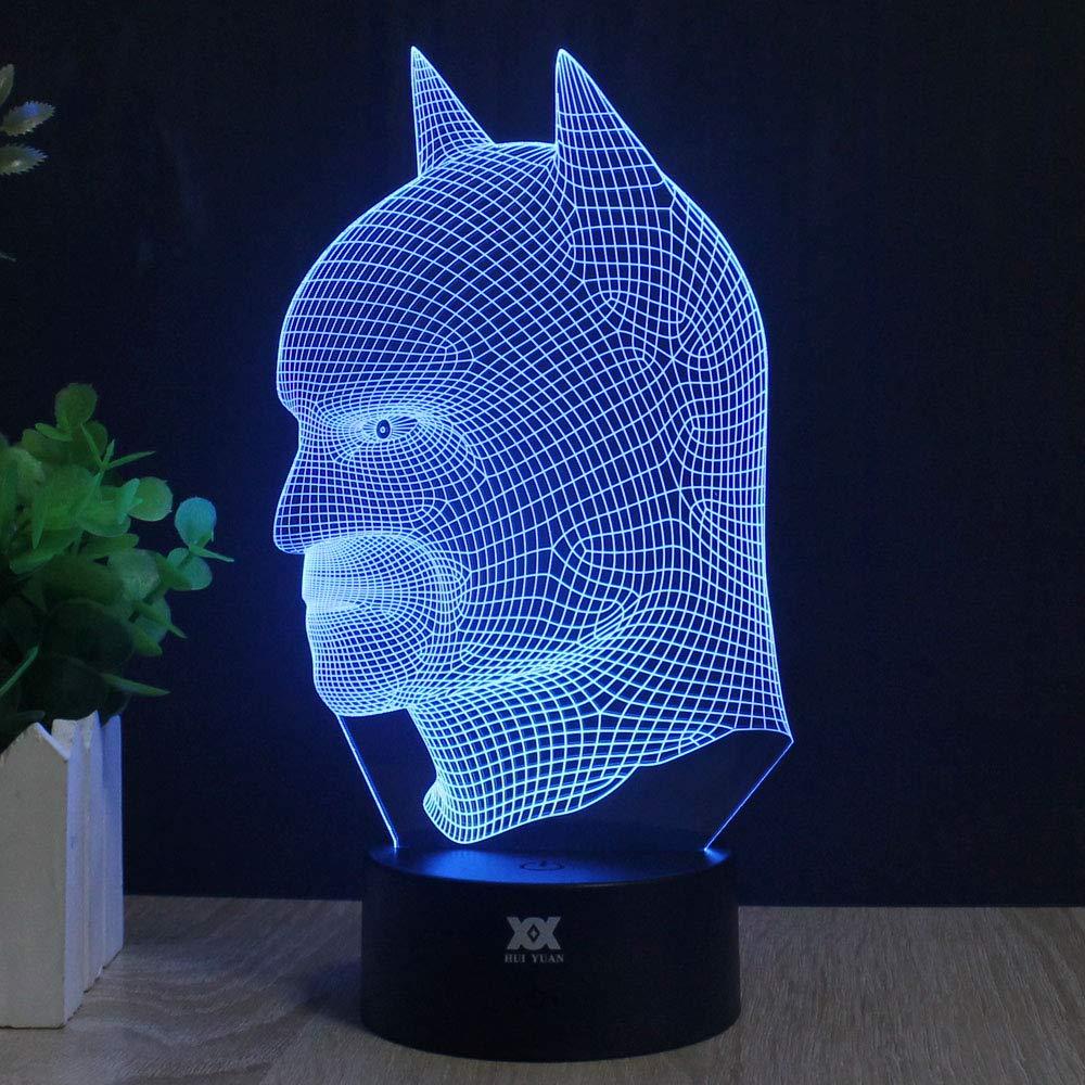 Amazon.com: Lámpara nocturna, de escritorio o mesa ...