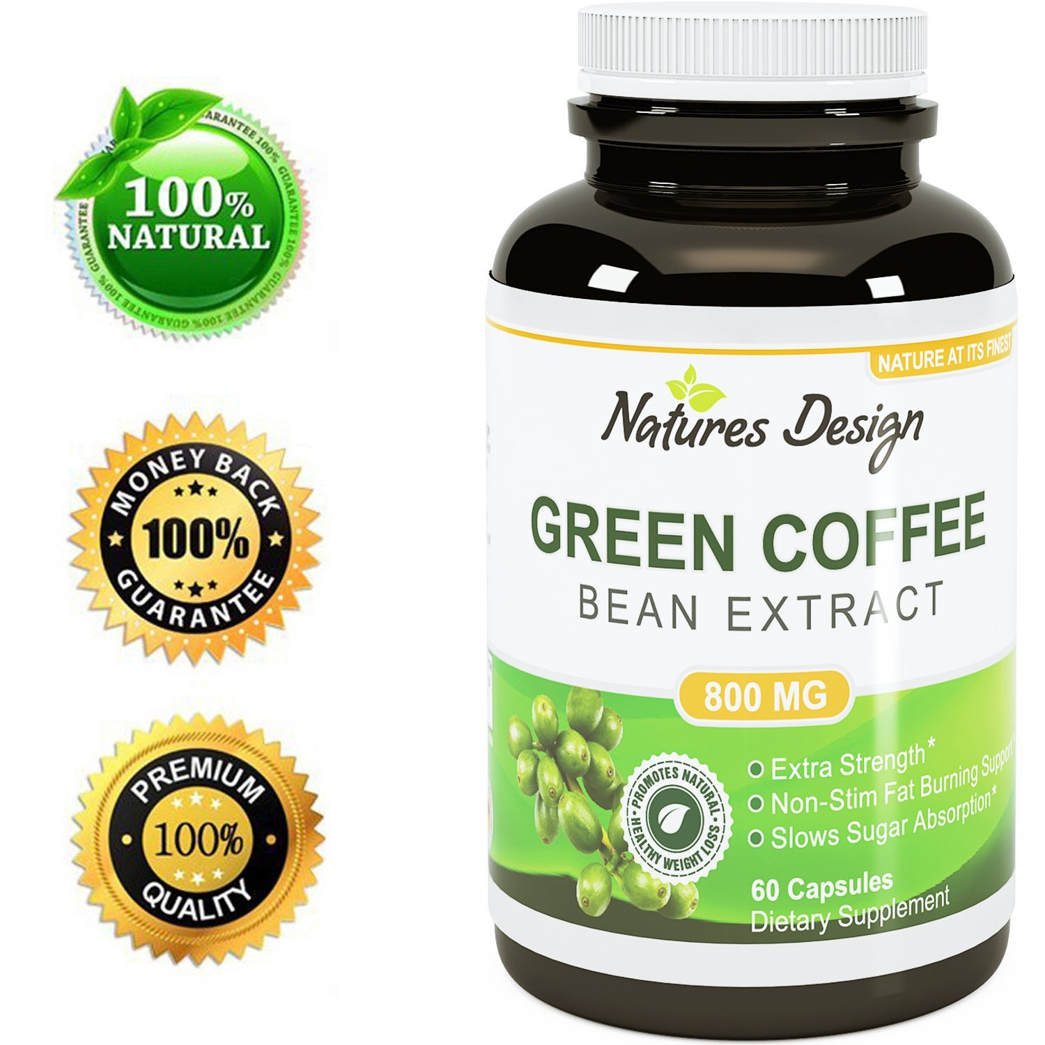 How to burn weight business using your childhood memories - Amazon Com Pure Green Coffee Bean Extract Standardized To 50 Chlorogenic Acid Weight Loss Supplement For Men Women Burns Both Fat And Sugar High