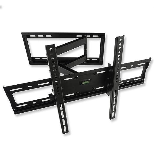 94 opinioni per Nemaxx MK07- Supporto a muro per TV al plasma e LCD 32' / 55', colore: Nero