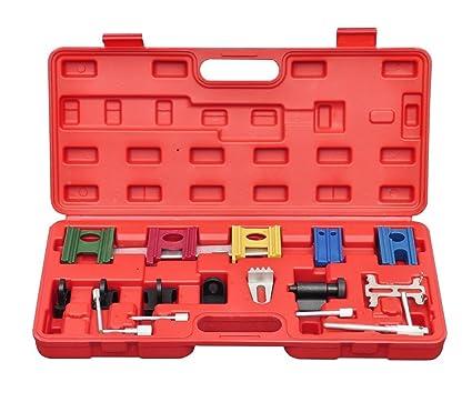 Kit de herramienta de bloqueo de ajuste de distribución del motor 19 pieza