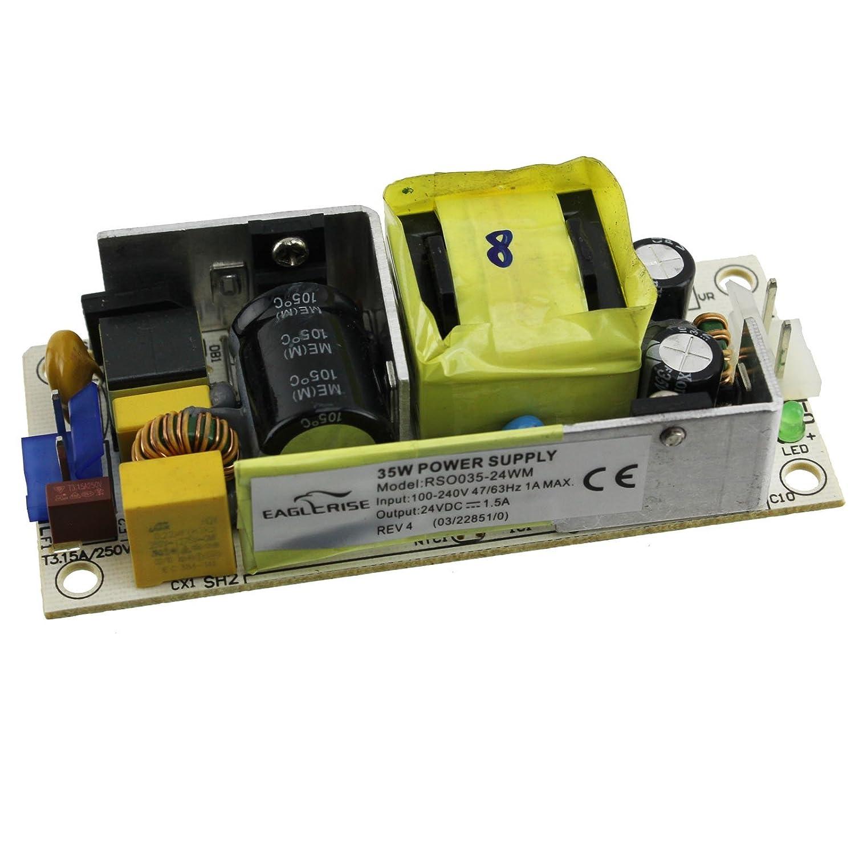 Dimplex Genuine Electric Heater / Fire 24 Volt Power Supply Unit