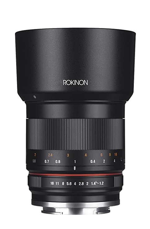 Review Rokinon RK50M-M 50mm F1.2