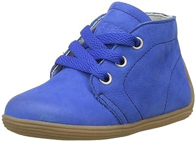 Braqeez Unisex-Kinder Sunny Star Hohe Sneaker, Braun (Caramel), 22 EU