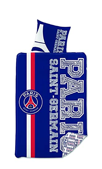 Psg Bettbezug Bettwäsche Paris Saint Germain Neymar Cavani Trikot
