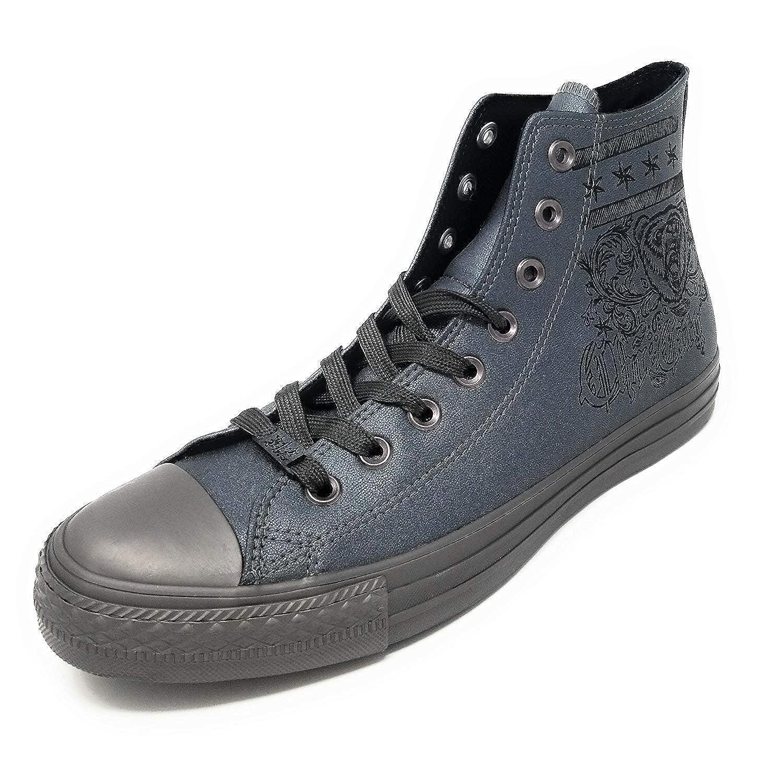Converse AS Hi Can charcoal charcoal charcoal 1J793 Unisex-Erwachsene Turnschuhe  b27501