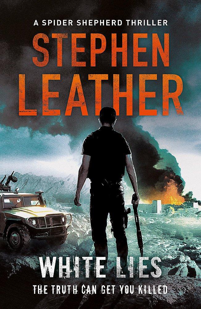 Read Online White Lies: The 11th Spider Shepherd Thriller ebook