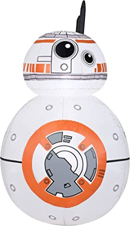 Amazon.com: Gemmy airblown hinchable BB-8, 4,5