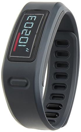 Garmin Vivofit HRM - Pulsera de fitness con pulsómetro, color gris ...