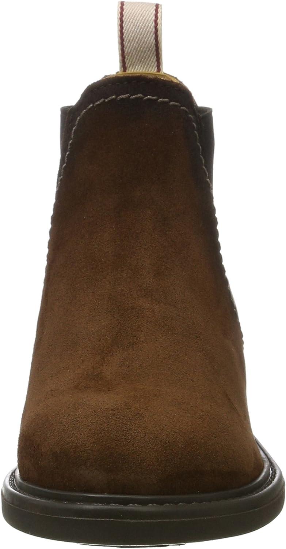GANT Lydia, Chelsea Boots Femme Marron Sienna Brown G480