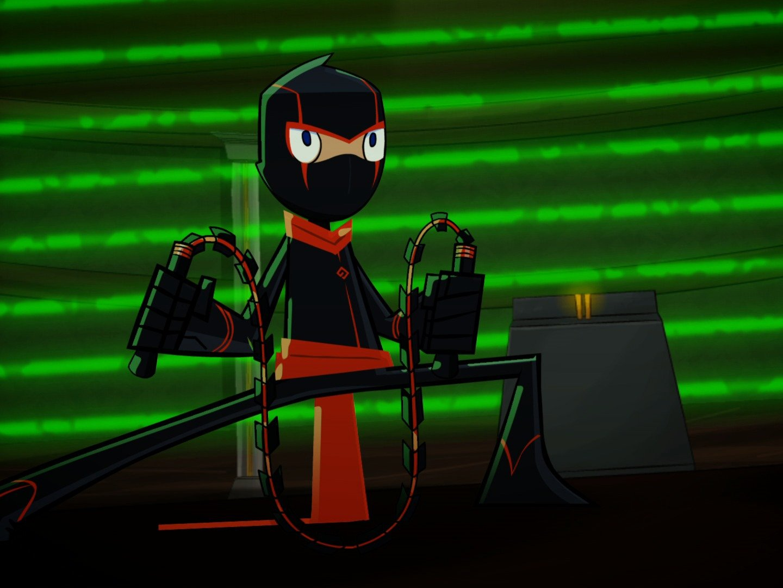 Amazon.com: Watch Randy Cunningham: 9th Grade Ninja Volume 1 ...