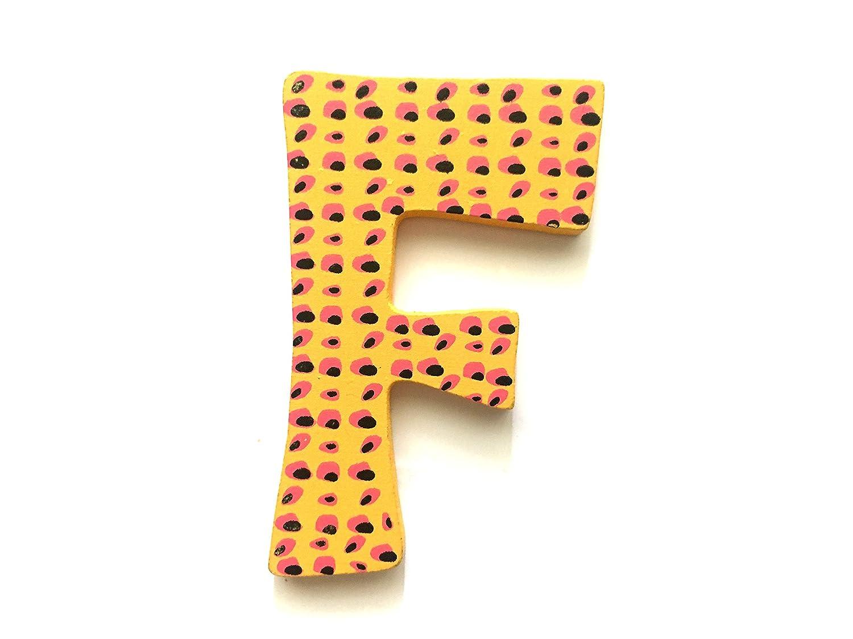 Y Wooden Girls Alphabet Letters Personalised Bedroom Wall Door Name
