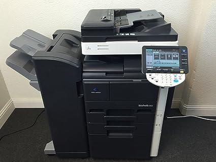 Amazon.com : Konica Minolta Bizhub 363 Copier Printer ...