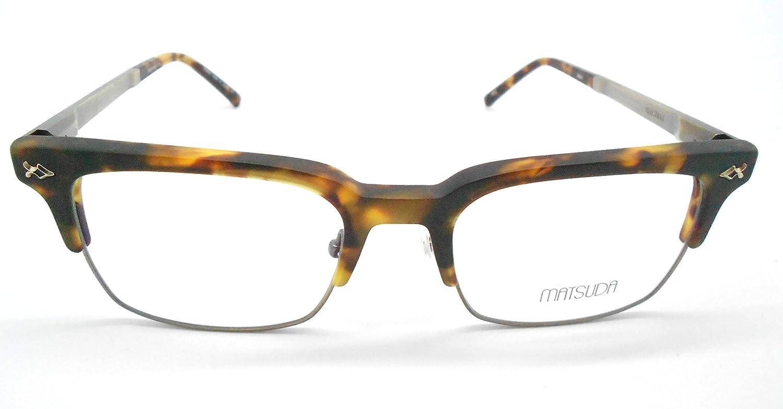 Matsuda M2021 - Gafas de tortuga mate Tokyo: Amazon.es: Ropa ...