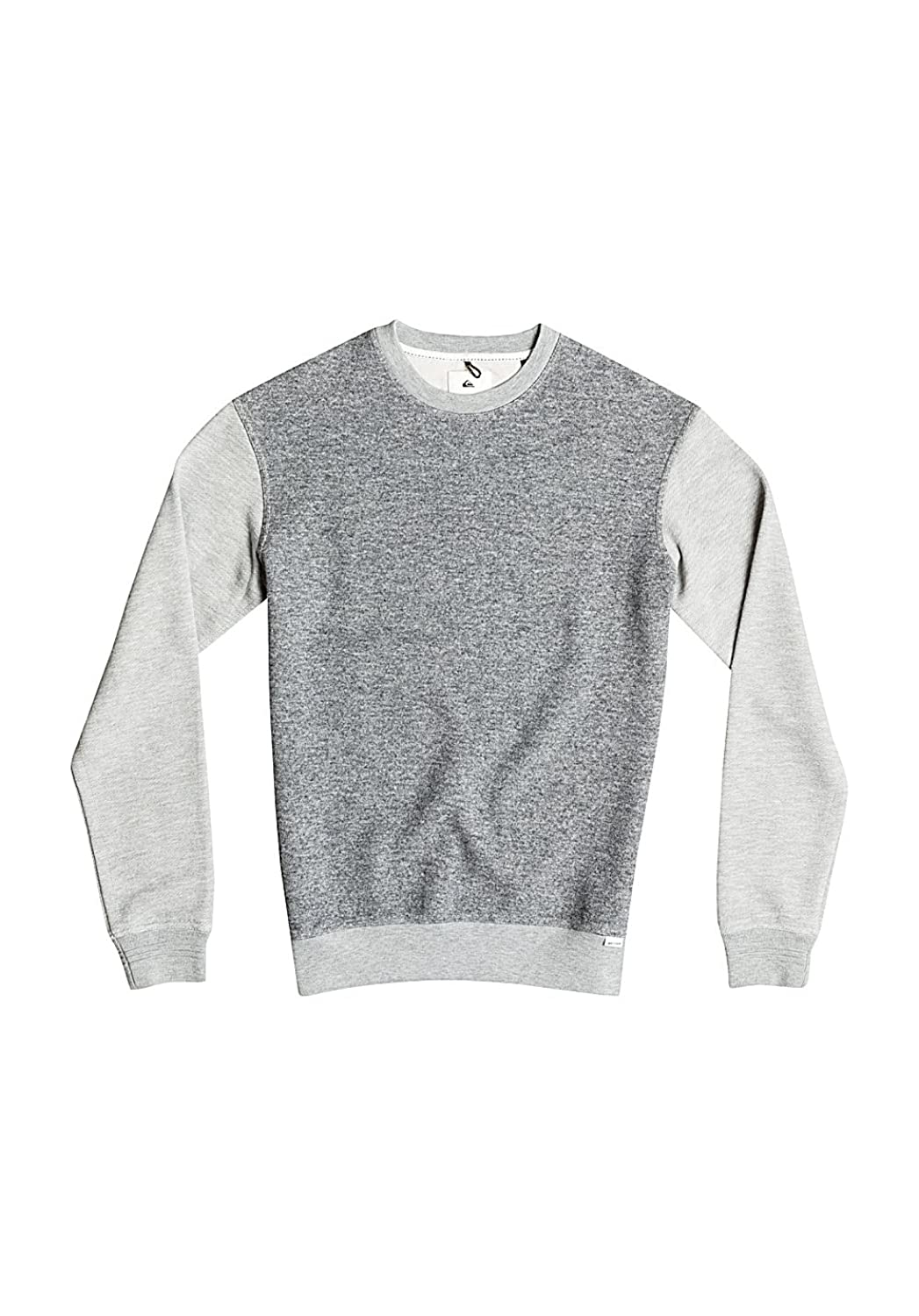 Herren Sweater Quiksilver The Mixed Crew Sweater
