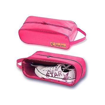 Amazon.com: AllyDrew zapato bolsa de almacenamiento de viaje ...