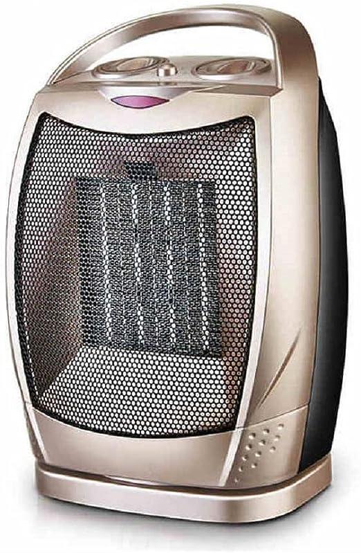 Calefactor Ventilador eléctrico Calentador del Patio 1500W para el ...