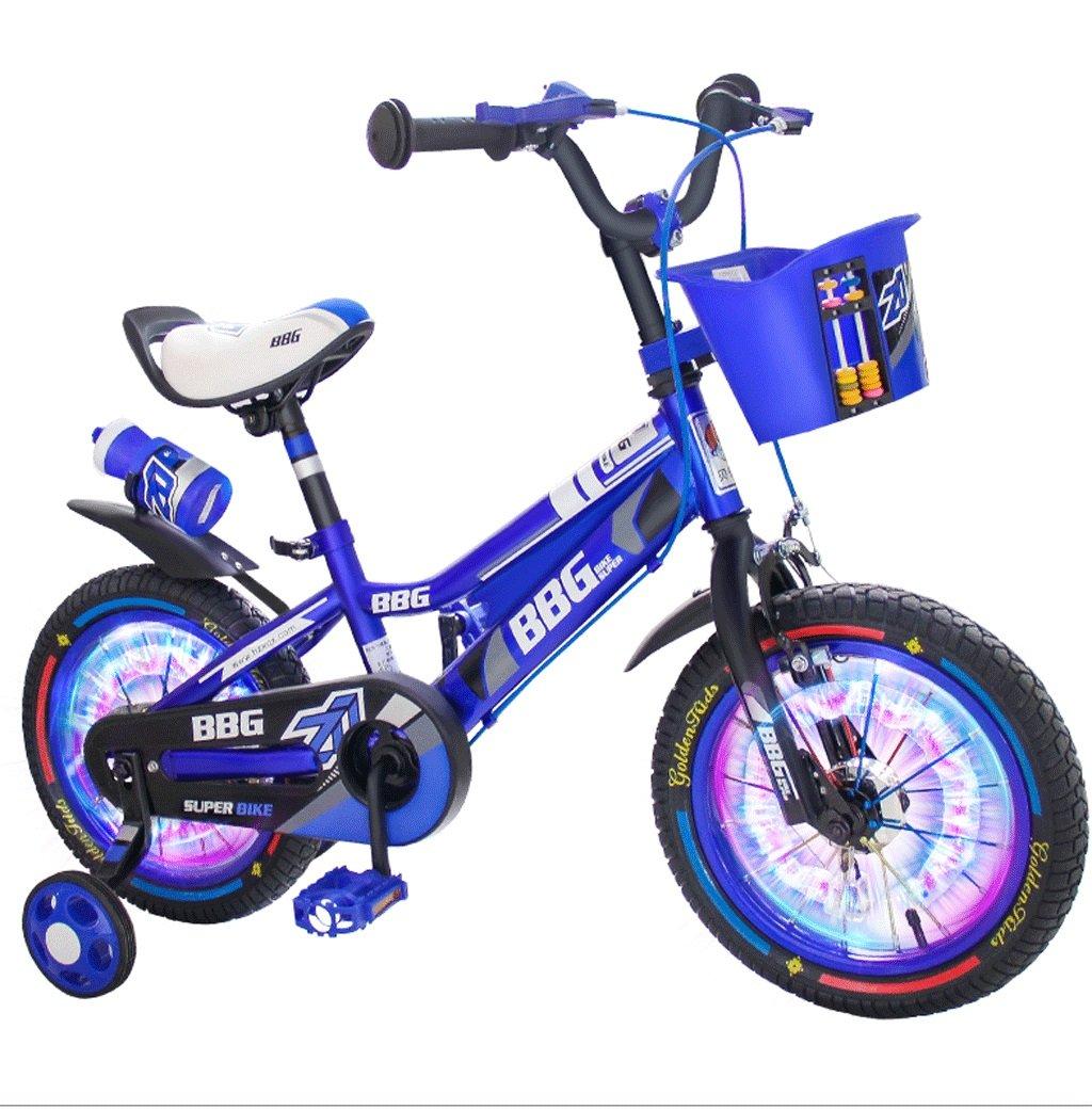 DGF 子供用自転車ベビーキャリッジ3-12歳の子供用子供用ペダル自転車 (サイズ さいず : 16 inches) B07F2VF4M1 16 inches 16 inches