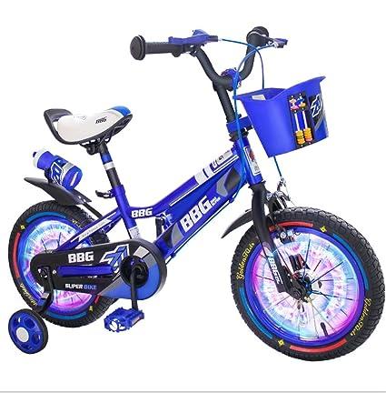 Great St. DGF Bicicleta para Niños Carrito de bebé 3-12 Años de ...