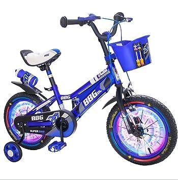 Great St. DGF Bicicleta para Niños Carrito de bebé 3-12 Años de Edad Niño Bicicleta para Pedales de Estudiantes (Tamaño : 16 Inches): Amazon.es: Hogar