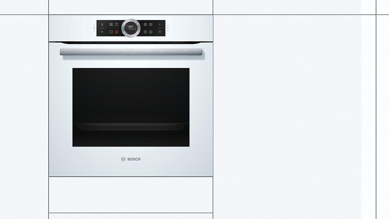 Bosch HBG675BW1 - Horno (Grande, Horno eléctrico, 71 L, 71 L, 30-300 °C, Pirolítico): Amazon.es: Tuelectrodomesticoonline