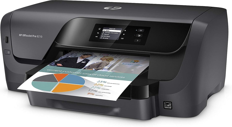 HP Impresora OFFICEJET Pro 8210 WiFi/Duplex/ (Reacondicionado ...