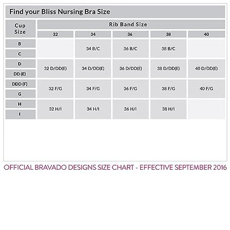 Bravado Bliss Womens  Nursing Bra  Bravado  Amazon.co.uk  Clothing efe27be91