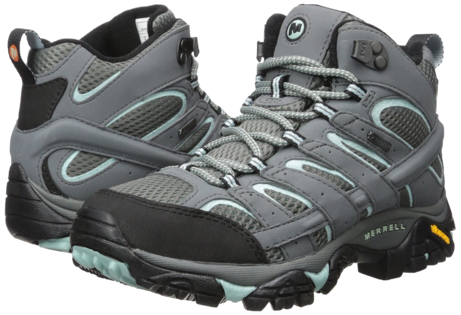 Merrell Women's Moab 2 Mid GTX Hiking Boot B01HFJZNLY 8 W US|Sedona Sage