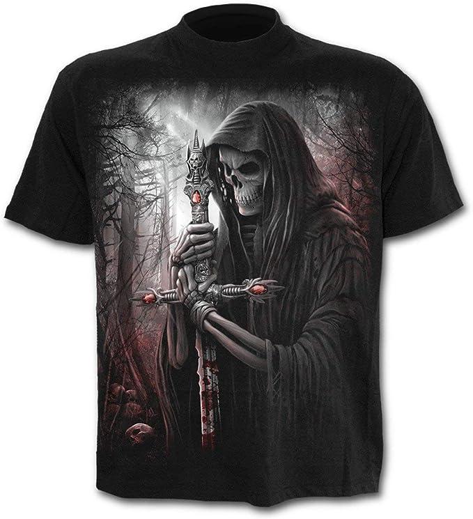 Goodstoworld Unisex 3D Camiseta Divertidas Impresa Personalizada Verano Casual tee Shirts S-XXL