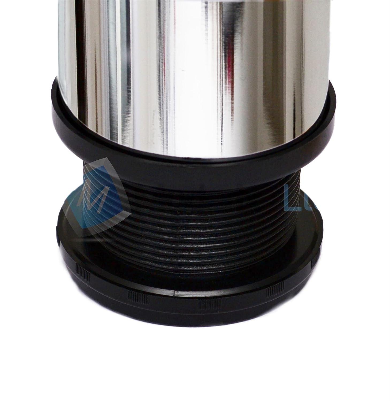2x Pieds de table pliant 710mm //50mm chrome pour meuble table basse