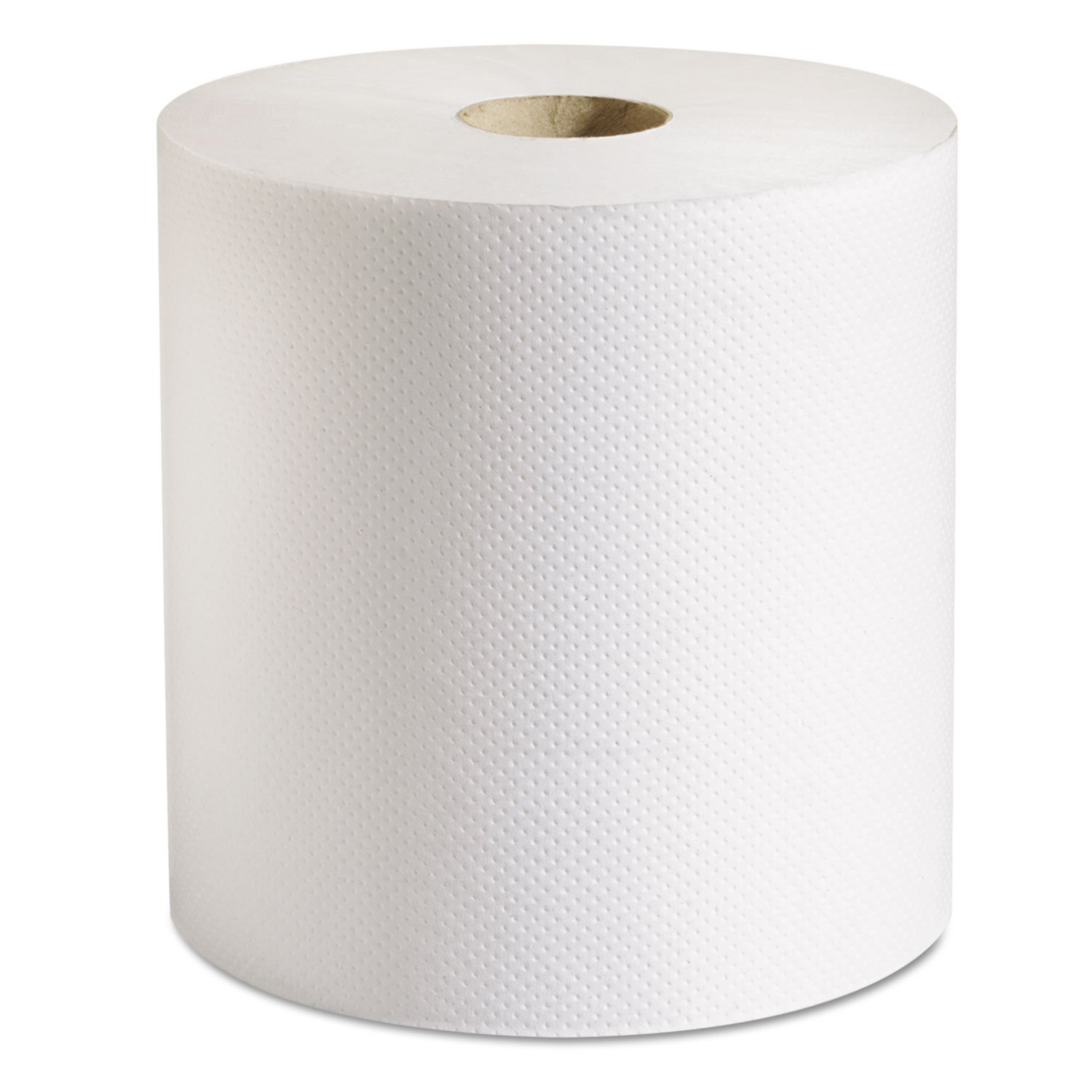 Marcal P708B Hardwound Roll Paper Towels, 7 7/8 x 800 ft, White, 6 Rolls/Carton