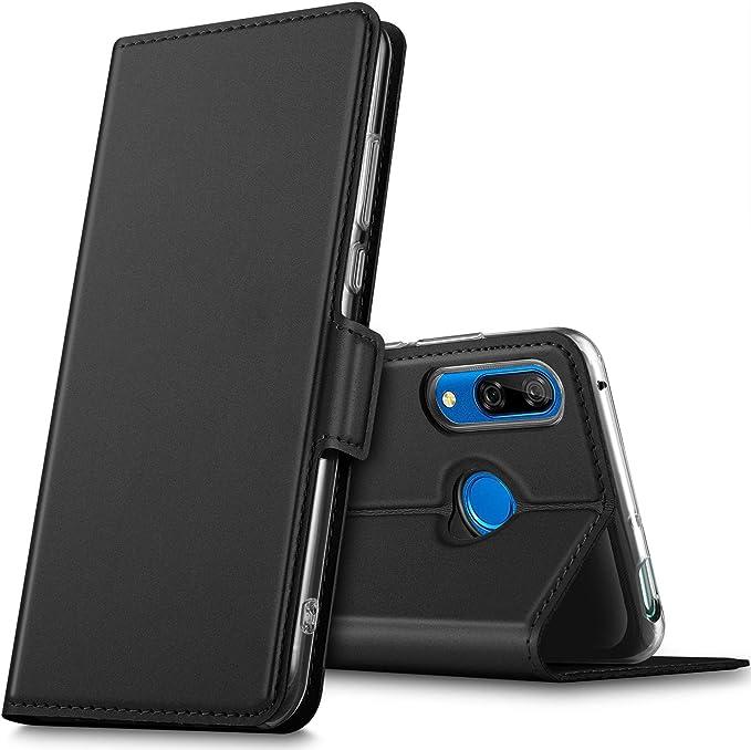 GEEMAI Diseño para Huawei P Smart Z/Honor 9X Funda, Protectora PU ...