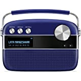 SAREGAMA Saregama Carvaan Portable Digital Music Player (Royal Blue)