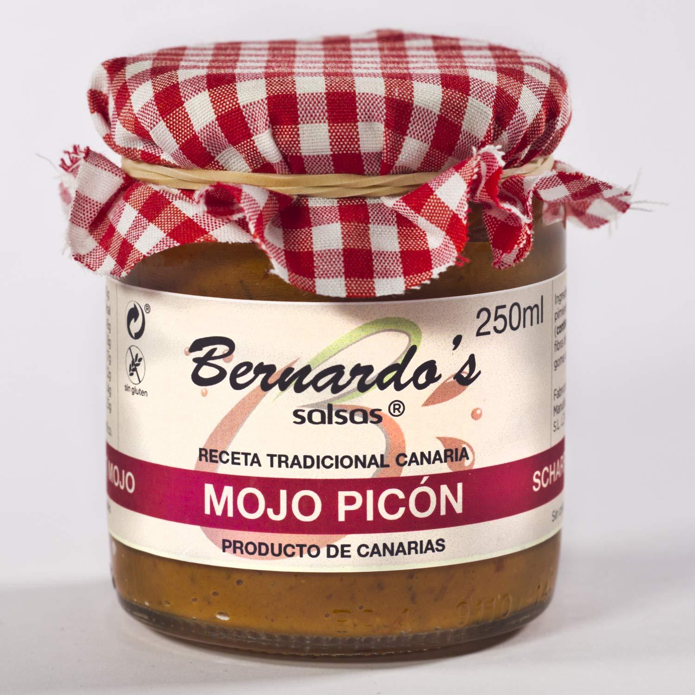 Bernardos - Mojo Picón (Mojo Rojo Picante) - 1 x 250 ml: Amazon.es: Bebé