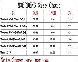 MOERDENG Mens Womens Water Shoes Swim Shoes