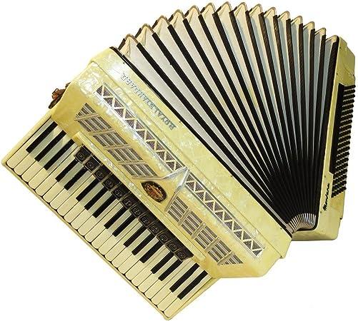 Lujo Royal estándar Montana 120 Bass 16 registro alemán Piano ...
