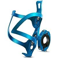 Dengc Cage /à bidon de v/élo en aluminium pour VTT porte-gobelet pour v/élo Noir