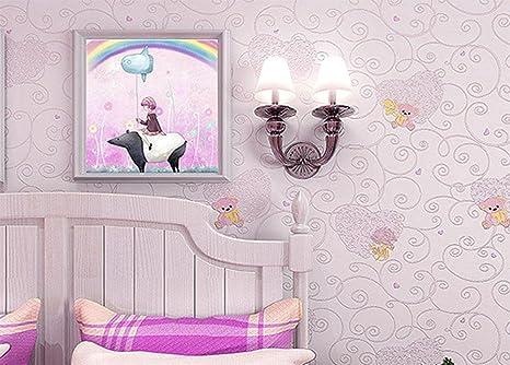 Carta Da Parati Stanza Bambini : Meili carta da parati del fondo del letto del letto della camera