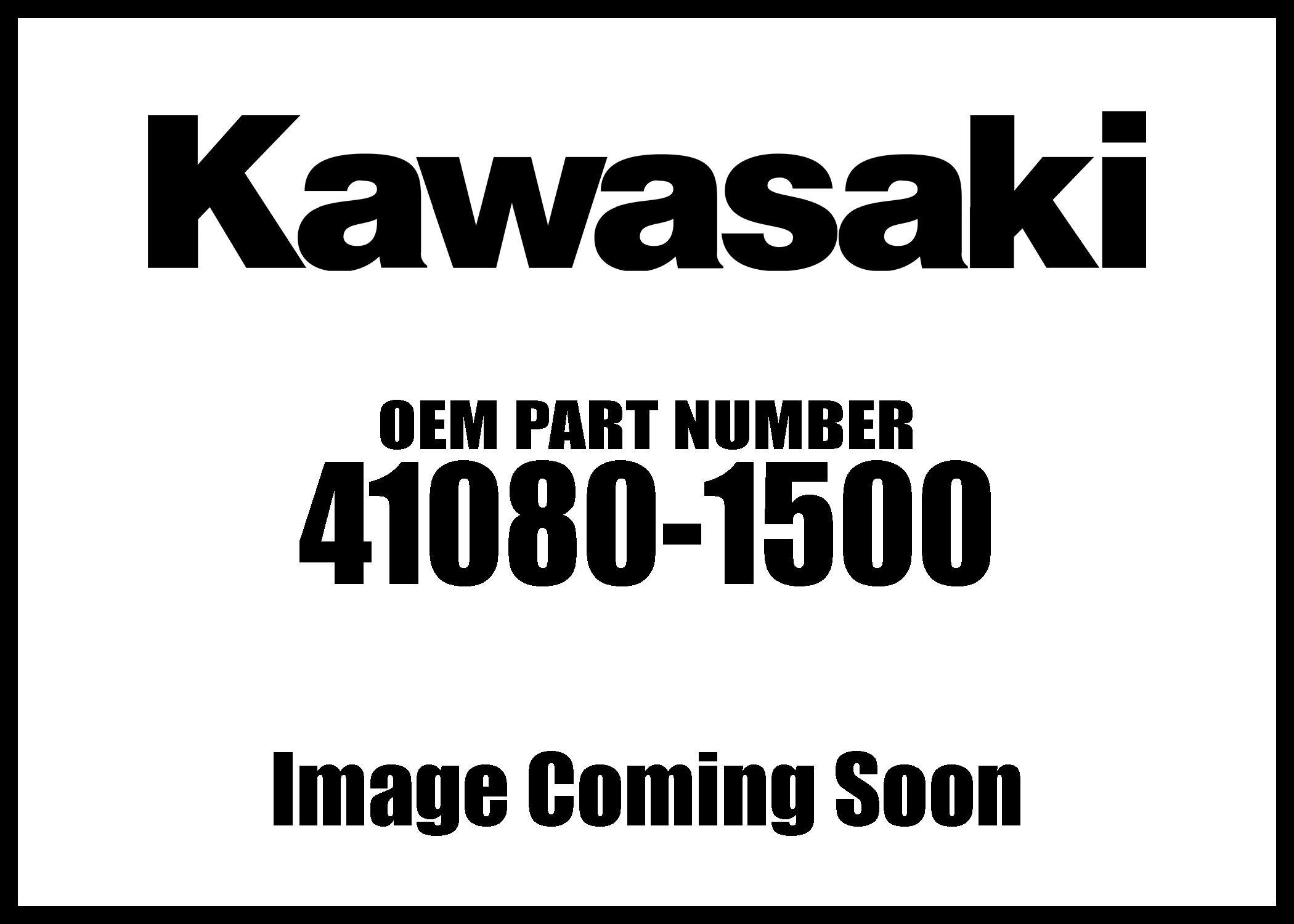 Kawasaki 2007-2018 Brute Force 650 4X4 Teryx 750 Fi 4X4 Sport T=1 80 Disc 41080-1500 New Oem