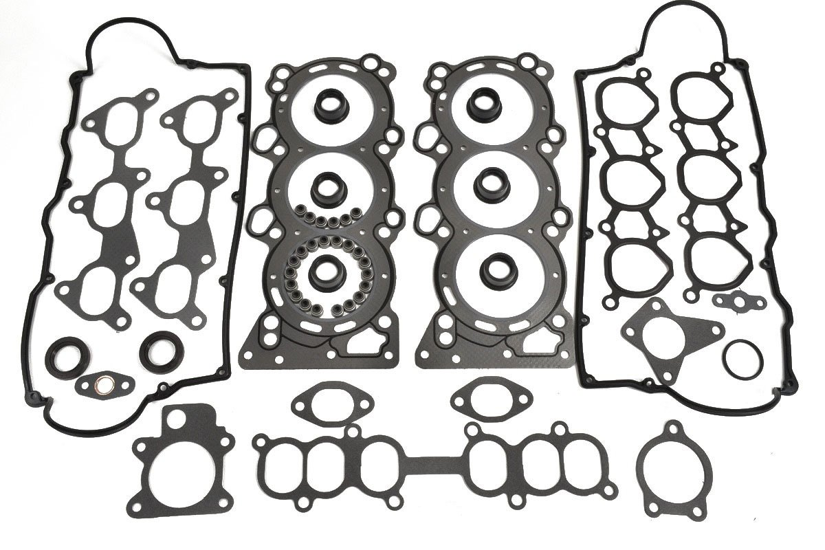 ITM Engine Components 09-11932 Cylinder Head Gasket Set for Isuzu//Honda 3.2L V6 SOHC, 6VD1, Passport, Rodeo, Trooper