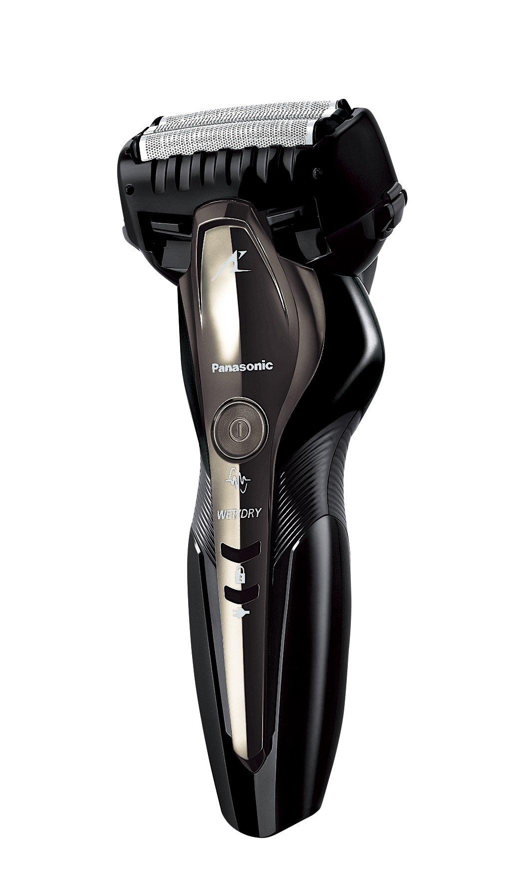 Panasonic Lamb Dash Men's Shaver 3-Blade Black ES-ST2P-K