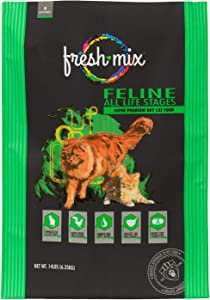Artemis Fresh Mix Pet Food – Premium Dry Meat Recipe Health Nutrition Protein Omega 3 6 All Life Stages for Dog Cat