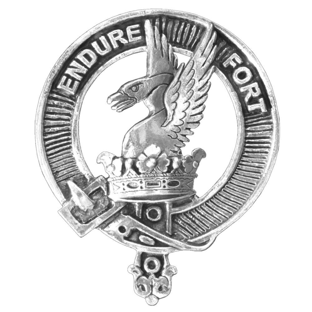 Lindsay Scottish Clan Crest Badge