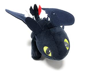 How to Train Your Dragon, Toothless, 10 inch plush