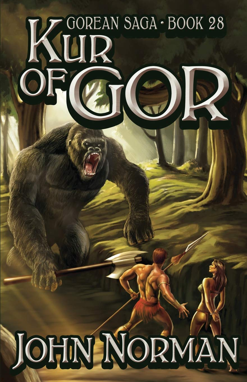 Kur of Gor (Gorean Saga): Amazon.es: John Norman: Libros en ...