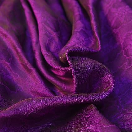 Amazon Com Shopolics Purple And Light Black Shade Floral Design